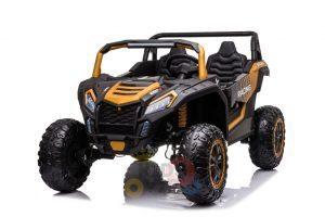 kidsvip 24v 4wd 4x4 ride on buggy utv gig toy remote rc gold 8