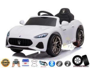 Maserati GrandCabrio Sport Edition ride on car