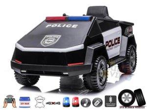 future police 12v ride on car