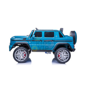 kidsvip mercedes maybach 650s toddlers kids ride on car 12v rc BLUE 2